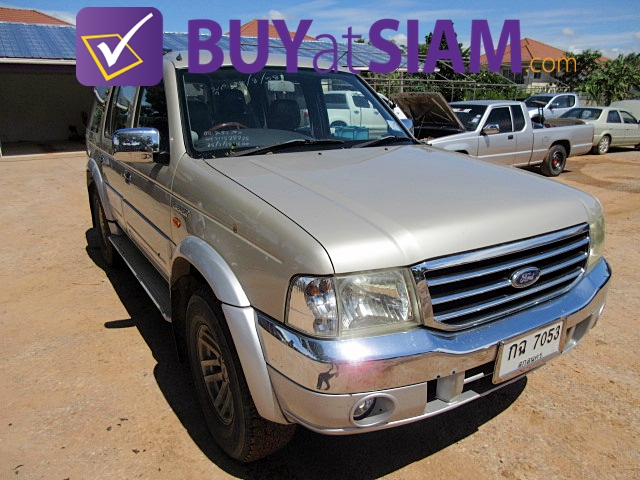 2005 FORD EVEREST 4 WD