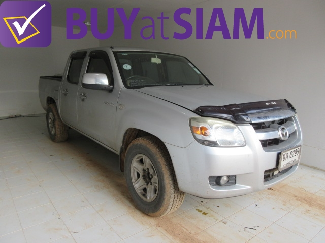 2007 MAZDA BT-50 DOUBLE CAB