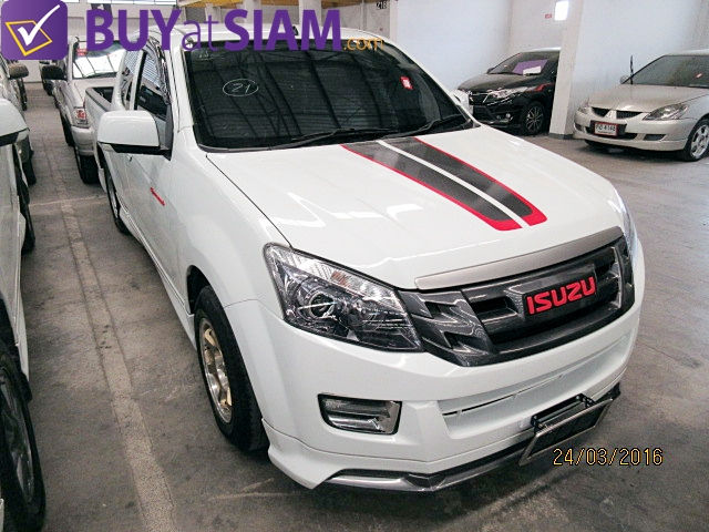 2015 ISUZU ALL NEW D-MAX OPEN CAB