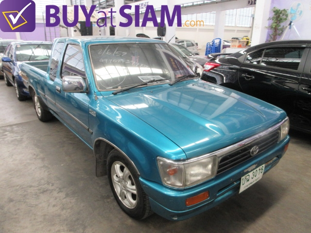1998 TOYOTA MIGHTY X CAB