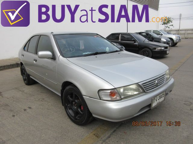 1997 NISSAN SUPER SALOON