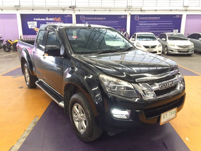 2014 ISUZU ALL NEW D-MAX OPEN CAB HI-LANDER