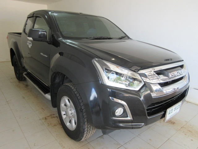 2017 ISUZU ALL NEW D-MAX OPEN CAB HI-LANDER