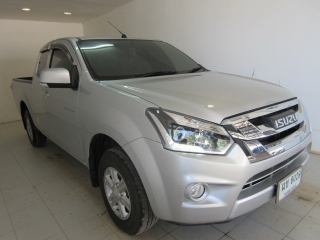2017 ISUZU ALL NEW D-MAX OPEN CAB