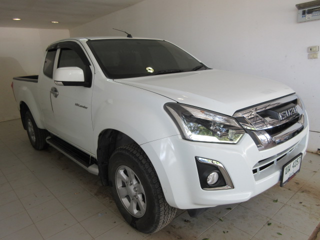 2016 ISUZU ALL NEW D-MAX OPEN CAB HI-LANDER