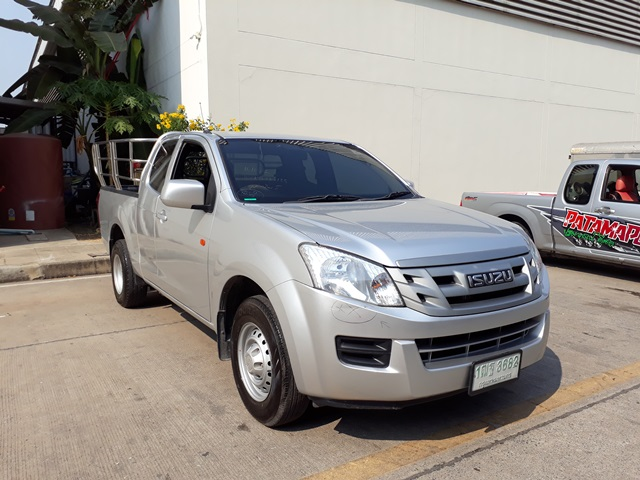 2014 ISUZU ALL NEW D-MAX OPEN CAB