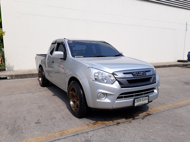 2019 ISUZU ALL NEW D-MAX OPEN CAB