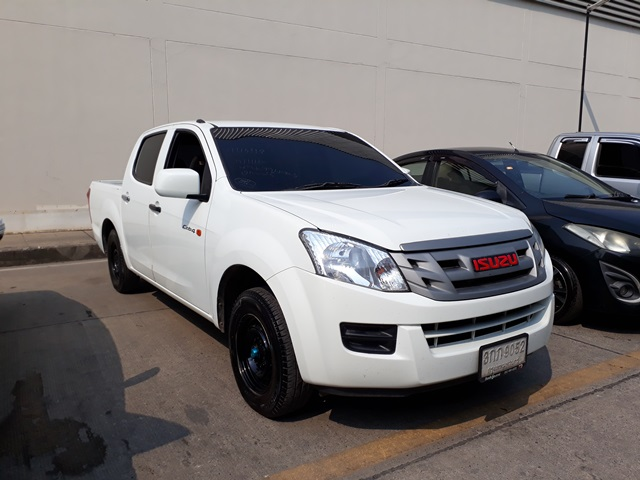 2014 ISUZU ALL NEW  D-MAX CAB 4