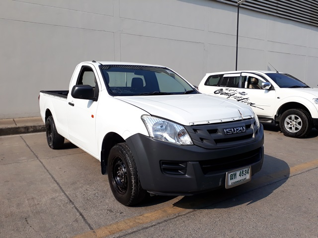 2013 ISUZU ALL NEW D-MAX SPARK EX