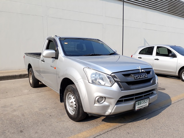 2015 ISUZU ALL NEW D-MAX SPARK EX