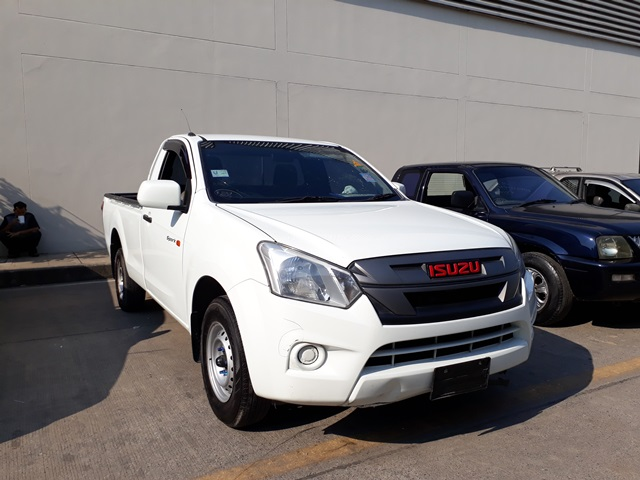 2018 ISUZU ALL NEW D-MAX SPARK EX
