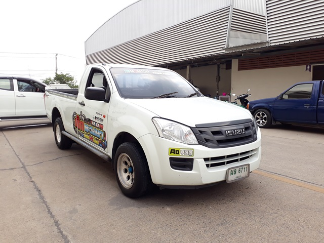 2014 ISUZU ALL NEW D-MAX SPARK EX