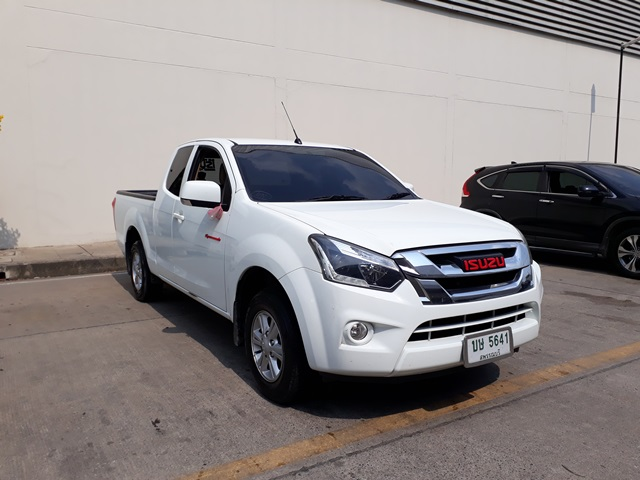 2016 ISUZU ALL NEW D-MAX OPEN CAB