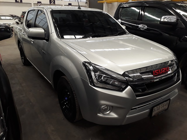 2019 ISUZU ALL NEW  D-MAX CAB 4