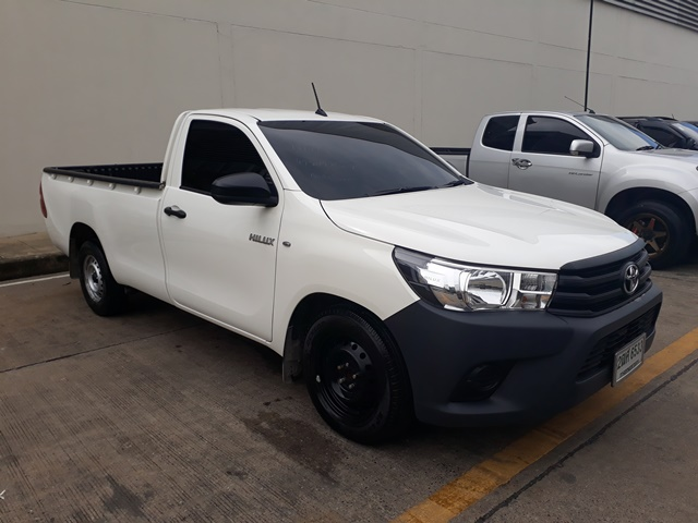 2019 TOYOTA HILUX REVO SINGLE CAB