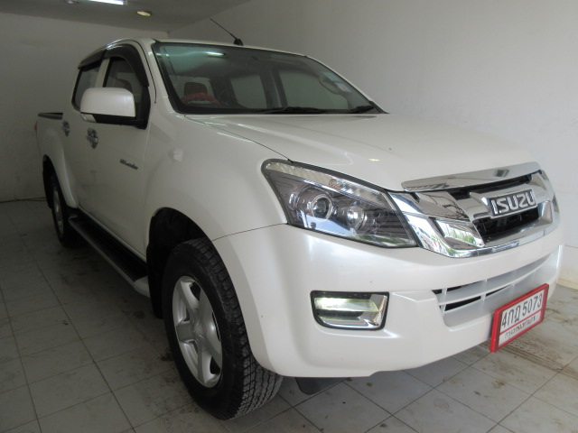 2015 ISUZU  ALL NEW D-MAX CAB 4 HI-LANDER