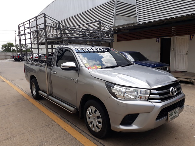 2017 TOYOTA HILUX REVO SINGLE CAB